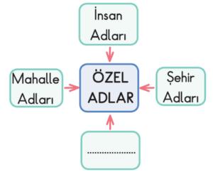 Ad 2. Sınıf Türkçe Ad Test Çöz - İsim Bilgisi