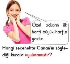 ad 3 2. Sınıf Türkçe Ad Test Çöz - İsim Bilgisi