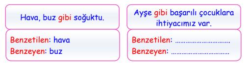 ifade 2 4. Sınıf Türkçe İfadeler Test Çöz