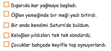 ifade 6 4. Sınıf Türkçe İfadeler Test Çöz