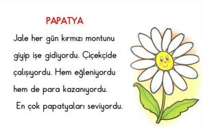okudugunu anlama 2 2. Sınıf Türkçe Okuduğunu Anlama Test Çöz