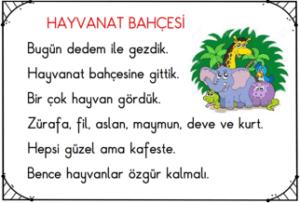 okudugunu anlama 2. Sınıf Türkçe Okuduğunu Anlama Test Çöz
