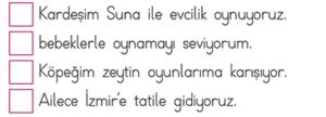 yazim kurallari 2. Sınıf Türkçe Yazım Kuralları Test Çöz