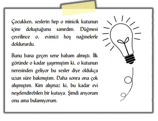 zamir 5 4. Sınıf Türkçe Zamirler Test Çöz