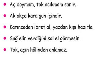 zit anlamli 5 4. Sınıf Türkçe Zıt Anlamlı Kelimeler Test Çöz