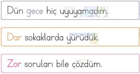 zit anlamli 4. Sınıf Türkçe Zıt Anlamlı Kelimeler Test Çöz