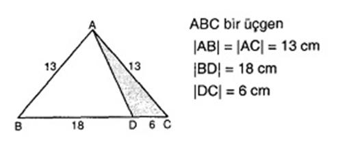 ACI 11 1 6. Sınıf Matematik Alan Ölçme Test Çöz