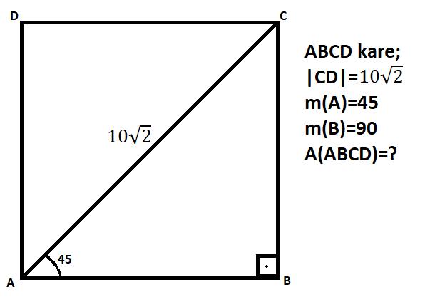 ALAN 7 5. Sınıf Matematik Alan Ölçme Test Çöz