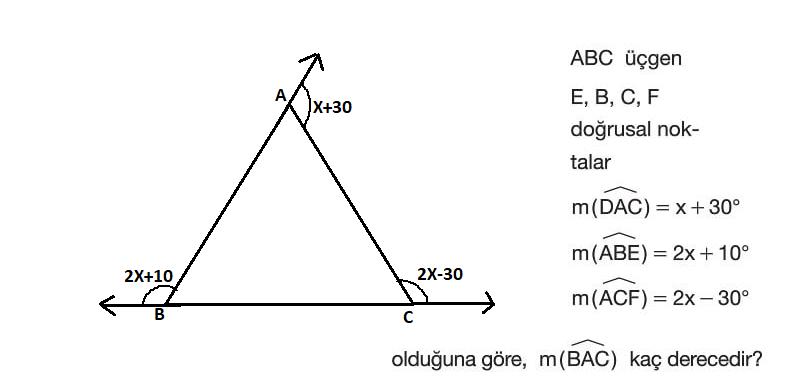 UCGEN 3 5. Sınıf Matematik Üçgenler ve Dörtgenler Test Çöz