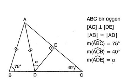 aaaa1 8. Sınıf Matematik Üçgenler Test Çöz