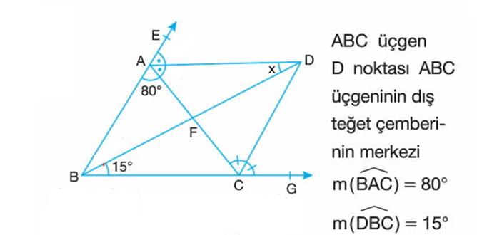 aci 7 6. Sınıf Matematik Açılar Test Çöz