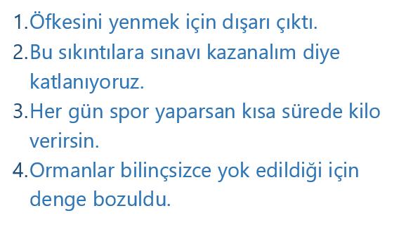 cumlede anlam 3 2021 LGS Türkçe Cümlede Anlam Test Çöz