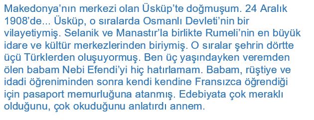 edebi 3 2021 LGS Türkçe Edebi Türler ve Söz Sanatları Test Çöz