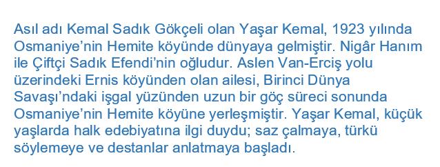 edebi 2021 LGS Türkçe Edebi Türler ve Söz Sanatları Test Çöz