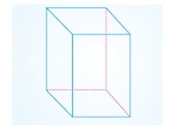geo 1 8. Sınıf Matematik Geometrik Cisimler Test Çöz