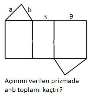 geo 6 1 5. Sınıf Matematik Geometrik Cisimler Test Çöz