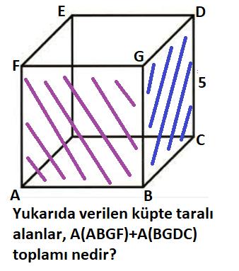 geo3 5. Sınıf Matematik Geometrik Cisimler Test Çöz