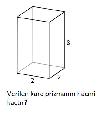 geo7 5. Sınıf Matematik Geometrik Cisimler Test Çöz