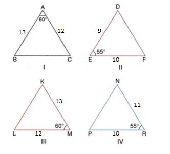mat1 1 8. Sınıf Matematik Eşlik ve Benzerlik Test Çöz