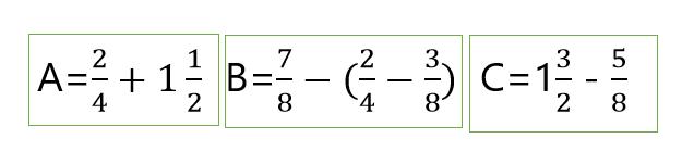rasyonel sayilar 6 7. Sınıf Matematik Rasyonel Sayılarla İşlemler Test Çöz