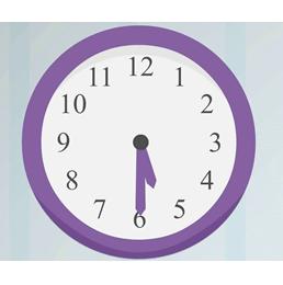 saat 4. Sınıf Matematik Zaman Ölçme Test Çöz
