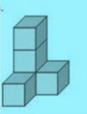 sekil 5 7. Sınıf Matematik Cisimlerin Farklı Yönlerden Görünümleri Test Çöz