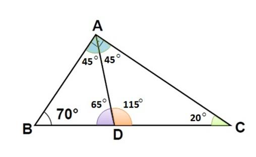 ucgen 8. Sınıf Matematik Üçgenler Test Çöz