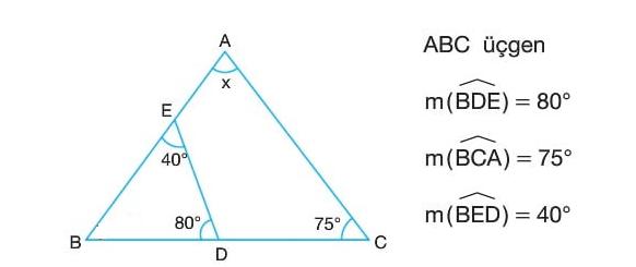ucgen 2. 5. Sınıf Matematik Üçgenler ve Dörtgenler Test Çöz