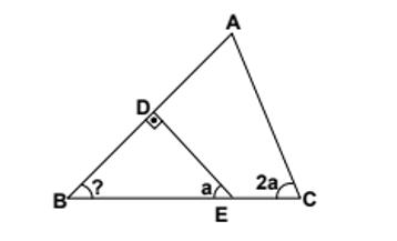 ucgenler 2021 LGS Matematik Üçgenler Testi Çöz