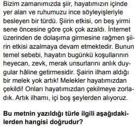 2020 turkce 11 2020 LGS Türkçe Soruları Çöz Online
