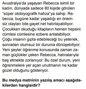 2020 turkce 12 2020 LGS Türkçe Soruları Çöz Online