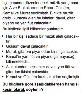 2020 turkce 13 2020 LGS Türkçe Soruları Çöz Online