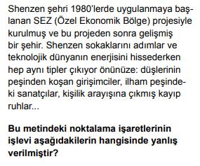 2020 turkce 17 2020 LGS Türkçe Soruları Çöz Online