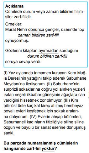 2020 turkce 19 2020 LGS Türkçe Soruları Çöz Online
