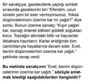 2020 turkce 3 2020 LGS Türkçe Soruları Çöz Online
