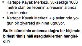 2020 turkce 4 2020 LGS Türkçe Soruları Çöz Online