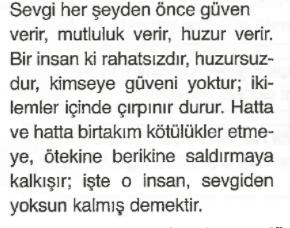 turkce 6. Sınıf Türkçe 2. Dönem 1. Yazılı Soruları Çöz (2020-2021)