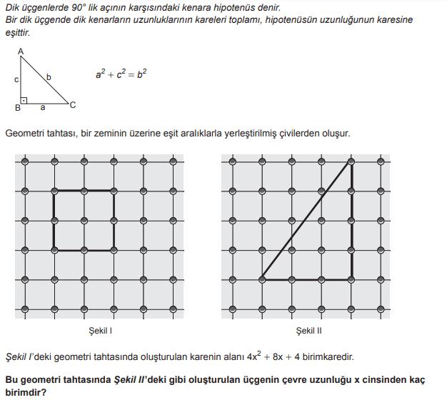 2019 mat 5 2019 LGS Matematik Soruları Çöz Online