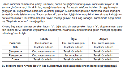 2019 turkce 19 2019 LGS Türkçe Soruları Çöz Online