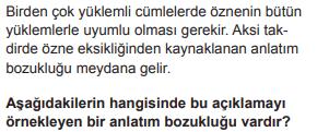2019 turkce 2 2019 LGS Türkçe Soruları Çöz Online
