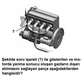 motor 10 2021 Mayıs Ayı Ehliyet Sınav Soruları Çöz