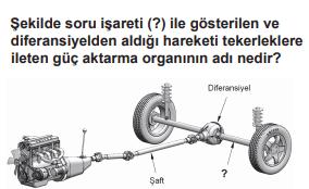 motor 7 3 2021 Haziran Ayı Ehliyet Sınav Soruları Çöz