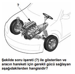 motor 2021 Mart Ayı Ehliyet Sınav Soruları Çöz