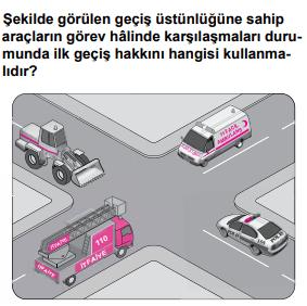 trafik 15 2 2021 Mayıs Ayı Ehliyet Sınav Soruları Çöz