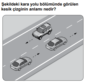 trafik 17 1 2021 Nisan Ayı Ehliyet Sınav Soruları Çöz