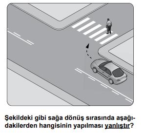 trafik 17 2021 Mart Ayı Ehliyet Sınav Soruları Çöz