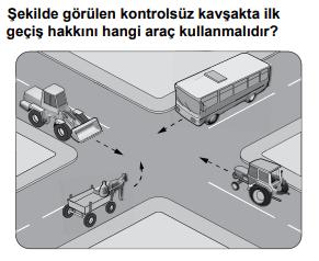 trafik 18 2021 Mart Ayı Ehliyet Sınav Soruları Çöz