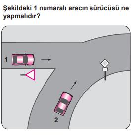 trafik 19 3 2021 Haziran Ayı Ehliyet Sınav Soruları Çöz