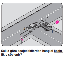 trafik 22 3 2021 Haziran Ayı Ehliyet Sınav Soruları Çöz