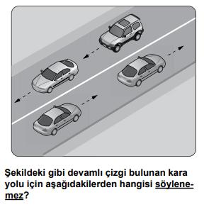trafik 4 2 2021 Mayıs Ayı Ehliyet Sınav Soruları Çöz